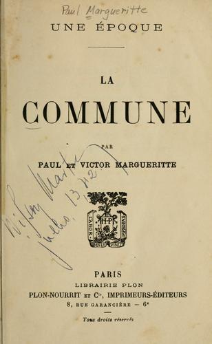 Download La commune