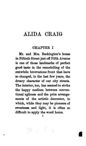Alida Craig