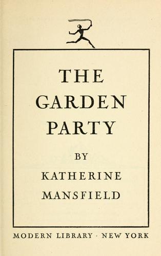 The garden party.