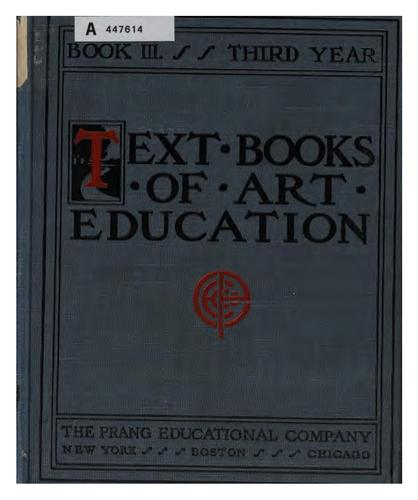 Text books of art education
