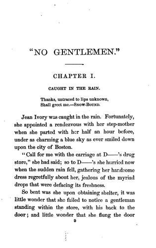 """""""No gentlemen"""""""