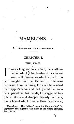 Download The doom of Mamelons.