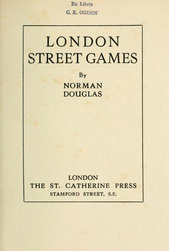 Download London street games