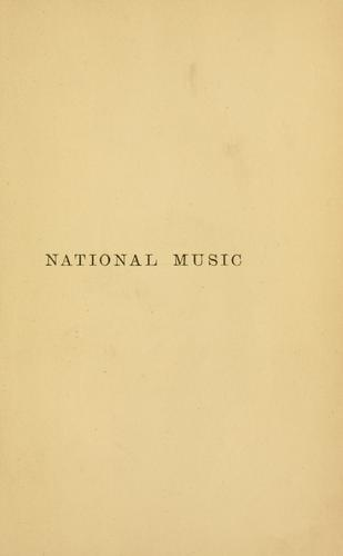 The national music of the world.