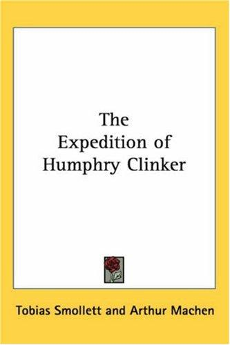 Download The Expedition Of Humphry Clinker