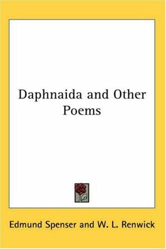 Download Daphnaida And Other Poems