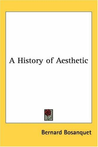 Download A History of Aesthetic