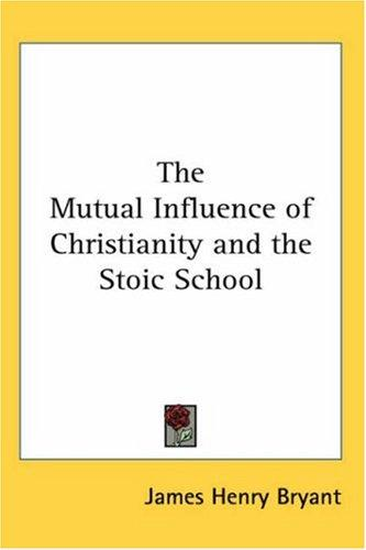 Download The Mutual Influence of Christianity and the Stoic School