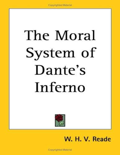 Download The Moral System of Dante's Inferno