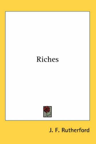Download Riches
