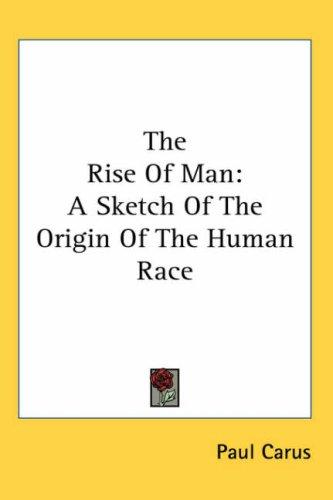 Download The Rise of Man