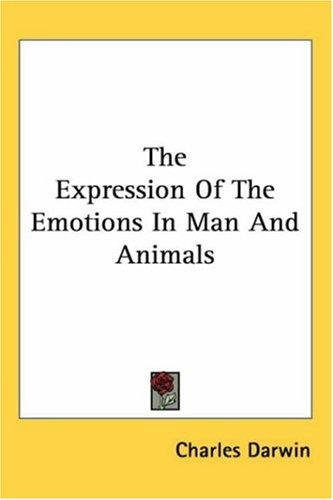 Download The Expression of the Emotions in Man And Animals