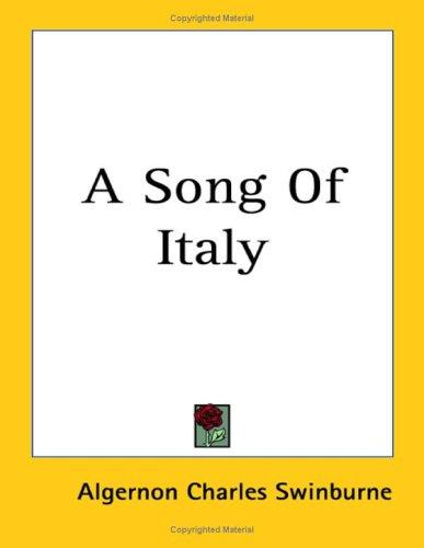 A Song of Italy