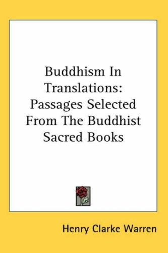 Download Buddhism in Translations