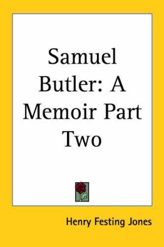 Download Samuel Butler