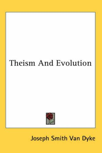 Download Theism And Evolution