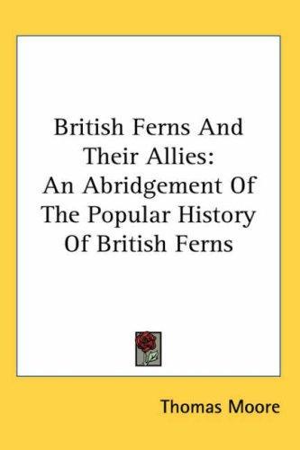 Download British Ferns And Their Allies