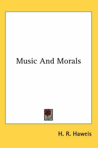 Music And Morals