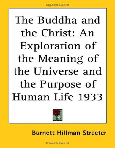 The Buddha and the Christ