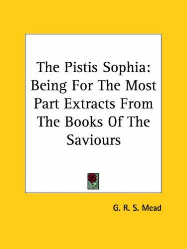 Download The Pistis Sophia
