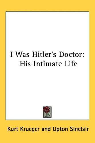 Download I Was Hitler's Doctor