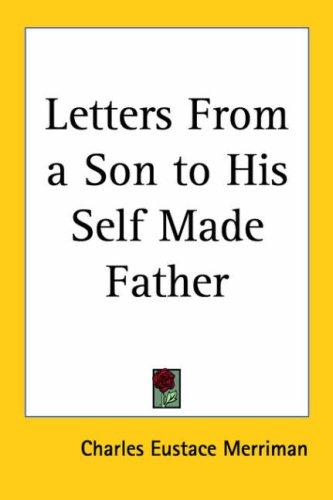 Download Letters from a Son to His Self Made Father