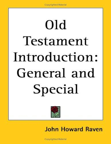 Download Old Testament Introduction