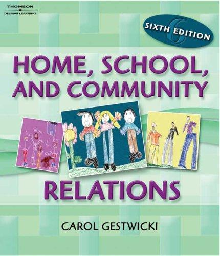 Home, School and Community Relations