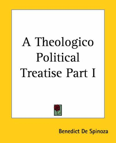Download A Theologico Political Treatise