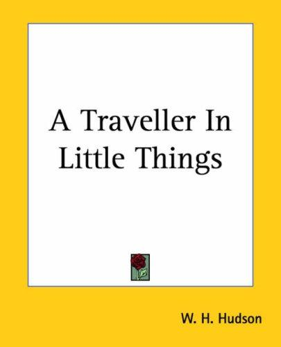 Download A Traveller In Little Things
