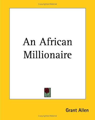 Download An African Millionaire