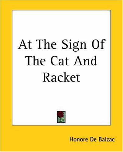 Download At The Sign Of The Cat And Racket