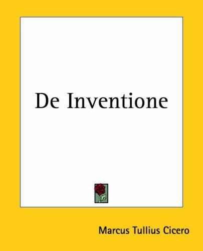 Download De Inventione