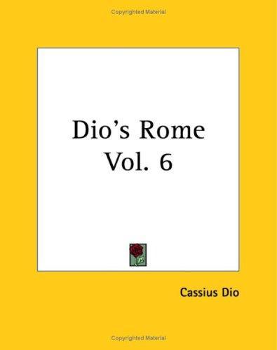 Download Dio's Rome