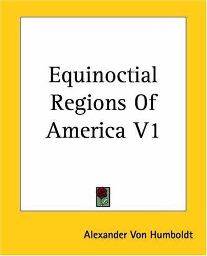Download Equinoctial Regions Of America