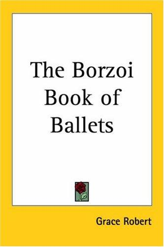 Download The Borzoi Book of Ballets