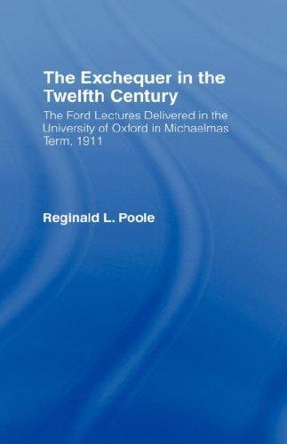 Download The Exchequer in the twelfth century