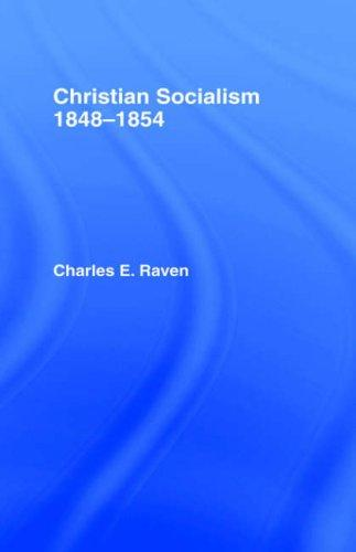 Download Christian socialism 1848-1854