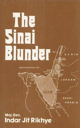 Download The Sinai blunder