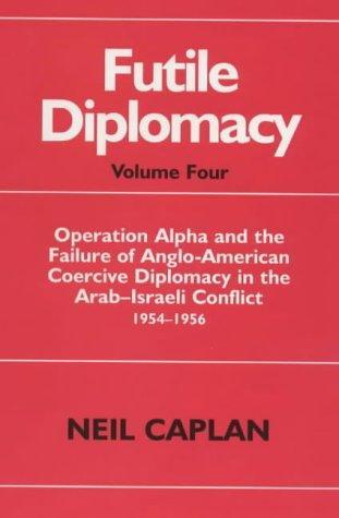Futile diplomacy