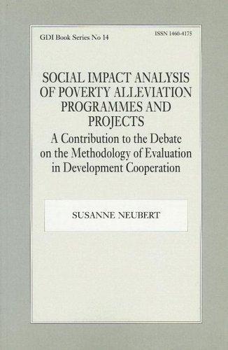 Download Social Impact Analysis of Poverty Alleviation Programmes and Projects