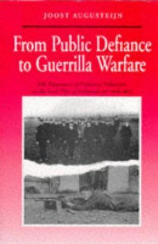 Download From public defiance to guerrilla warfare