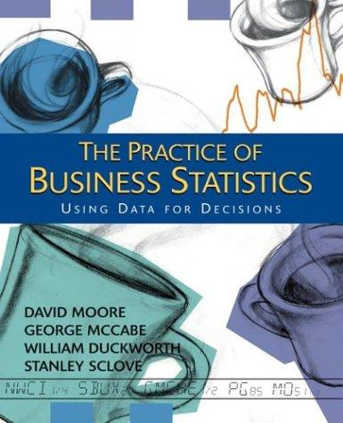 Download The Practice of Business Statistics
