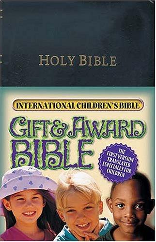 Gift & Award Bible, ICB (International Children's Bible)