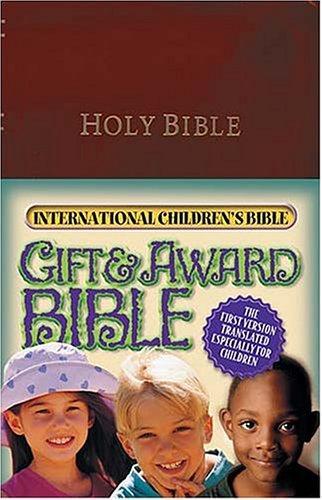 Download Gift & Award Bible, ICB (International Children's Bible)