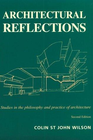 Download Architectural reflections