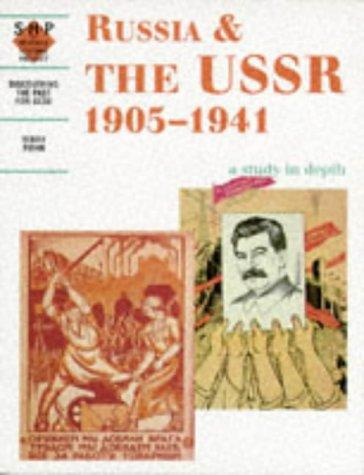 Russia and the USSR 1905-1941