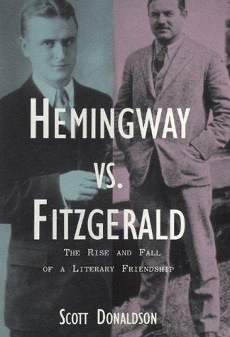 Hemingway Vs Fitzgerald