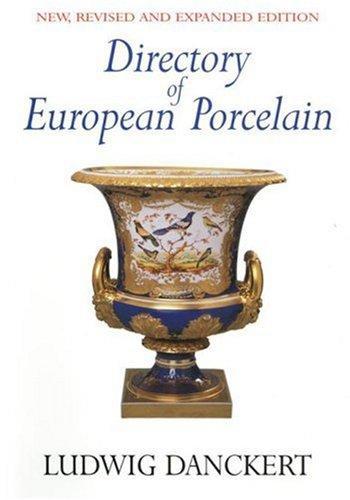 Download Directory of European porcelain