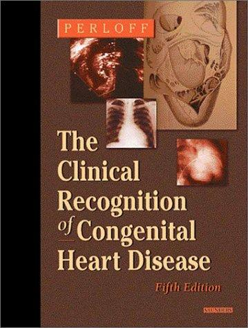 Download Clinical Recognition of Congenital Heart Disease